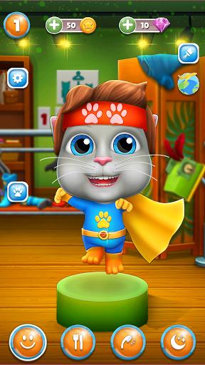 My Talking Bob Cat  screenshots 11