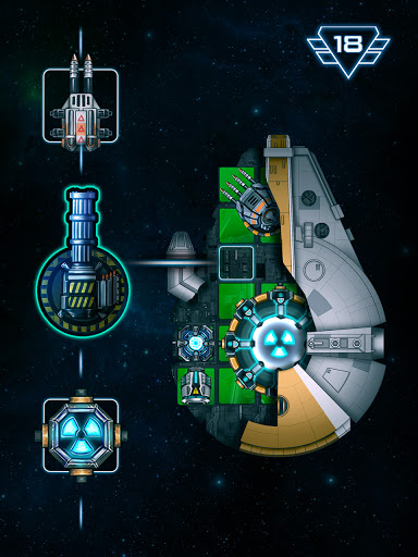 Space Arena: Build a spaceship & fight 2.9.7 screenshots 1