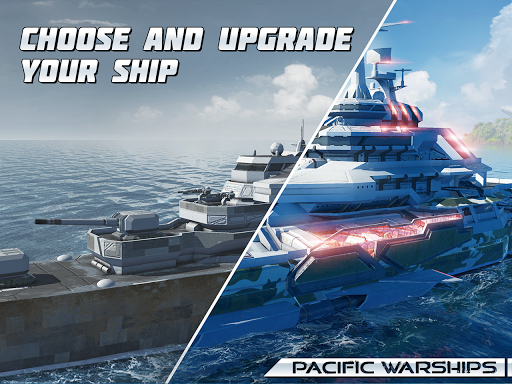 Pacific Warships: World of Naval PvP Warfare  screenshots 13