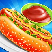 Hot Dog Maker: Street Food Cooking Kitchen