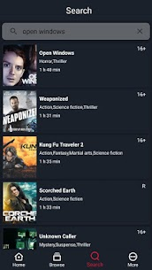 Fawesome v4.6 MOD APK – Watch FREE and Awesome Movies, TV shows 5