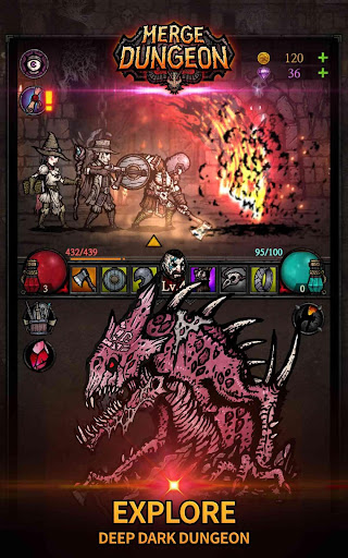 Merge Dungeon 1.5.0 screenshots 8