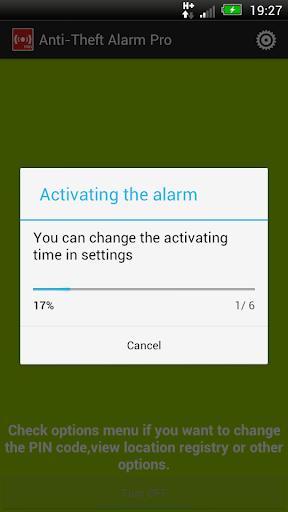 Anti-Theft Alarm Pro For PC Windows (7, 8, 10, 10X) & Mac Computer Image Number- 7