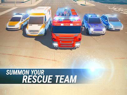 EMERGENCY HQ – Firefighter Rescue Strategy Game Mod Apk 1.6.08 (Mod Menu) 8