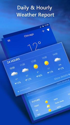 Weather Forecast App 16.6.0.6271_50157 Screenshots 5