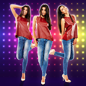 icono Multi Photo Camera - Clone Yourself, Twin, Mirror
