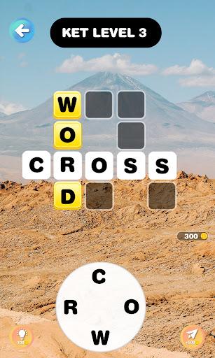 Word Scapes - Find hidden words  screenshots 1