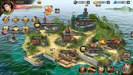 Age Of Pirates : Ocean Empire 1.2.1 screenshots 7
