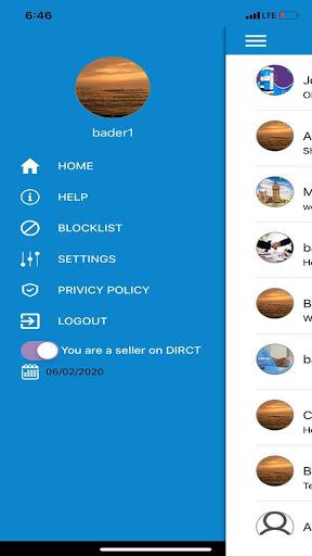 Foto do Dirct: Business Messenger & Communication App