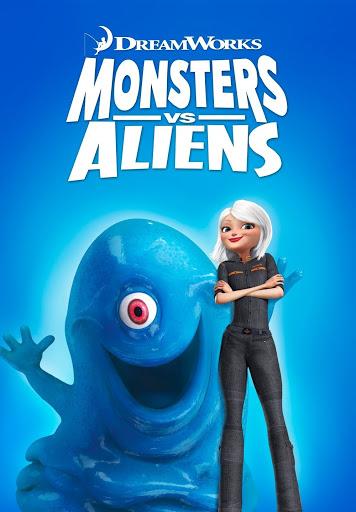 Monsters Vs Aliens Movies On Google Play