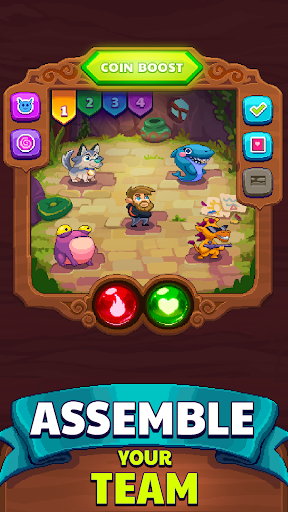 PewDiePie's Pixelings - Idle RPG Collection Game 1.13.0 screenshots 3