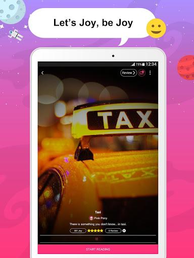 Joylada - Read All Kind of Chat Stories apktram screenshots 8