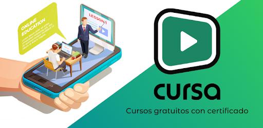 Cursa Cursos Gratuitos Con Certificado Apps En Google Play