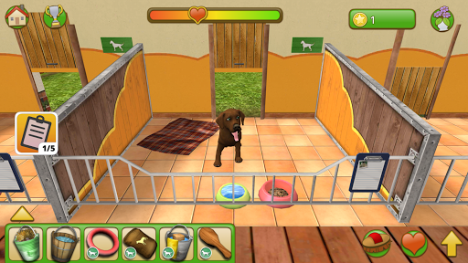 Pet World Premium - animal shelter u2013 care of them apkdebit screenshots 7