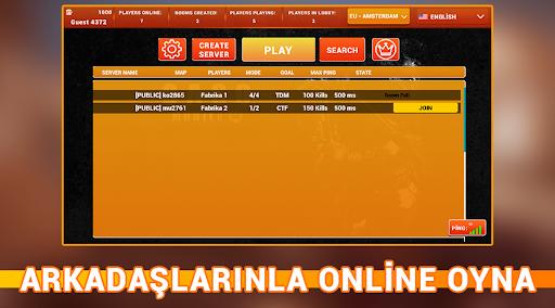 Online Military War Game screenshots 5