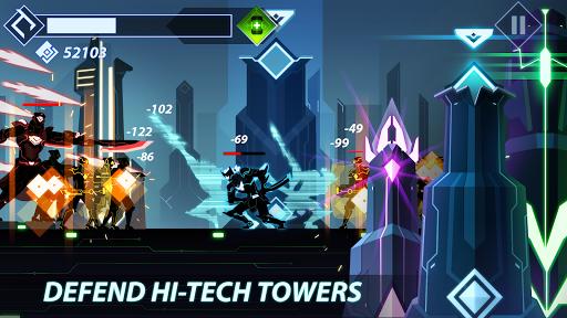 Overdrive - Ninja Shadow Revenge 1.8.4 screenshots 4
