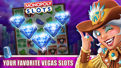 MONOPOLY Slots - Slot Machines  screenshots 17