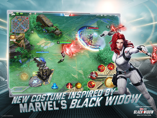 MARVEL Super War screenshots 11