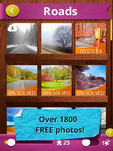 Jigsaw Puzzles Real  screenshots 21