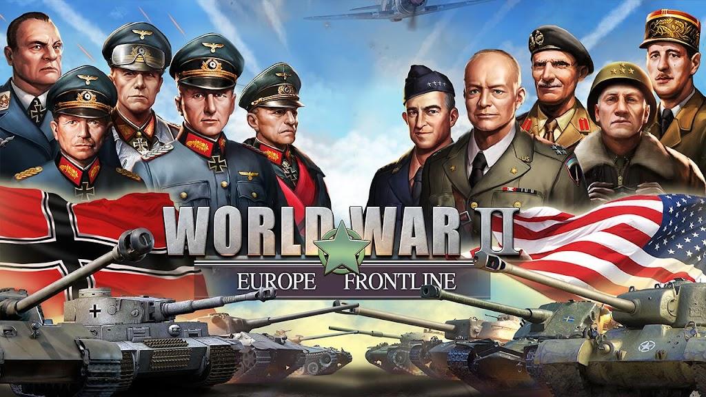 World War 2: Strategy Games WW2 Sandbox Simulator  poster 4