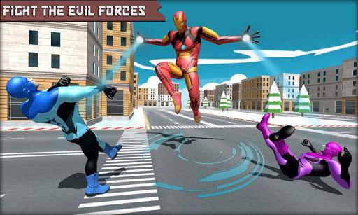 Iron Superhero War - Superhero Games 1.15 screenshots 1
