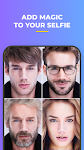screenshot of FaceApp - Face Editor, Makeover & Beauty App