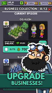 Bud Farm: Idle Tycoon - Build Your Weed Farm Mod Apk