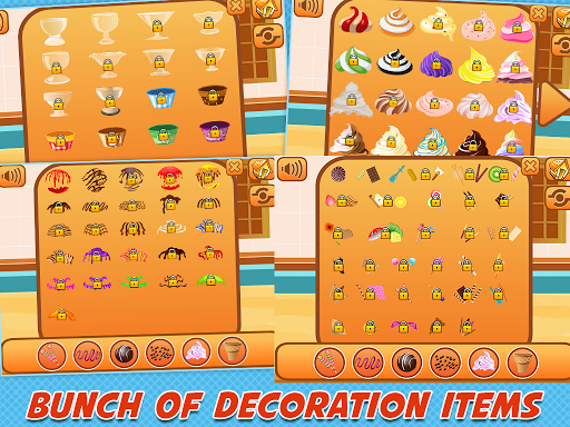 Ice Cream Shop: Cooking Game filehippodl screenshot 10