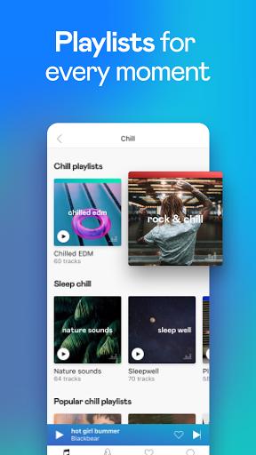 Deezer Music Player: Songs, Playlists & Podcasts screenshots 4