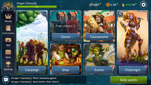 Dragon Champions 1.4.3 screenshots 7