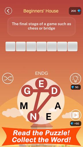 Wordhane - Word Game, Connect Crossword 1.5.5 Screenshots 5