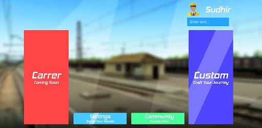 Train Sim Indian 2022 2021.4.0 screenshots 8