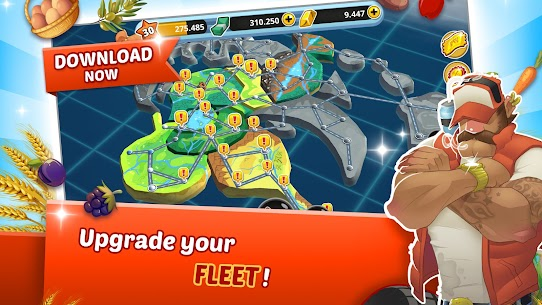 Food World Tycoon MOD Apk (Unlimited Money) Download 3