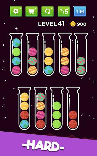 Ball Sort - Color Ball Puzzle & Sort Color 1.1.1 screenshots 20