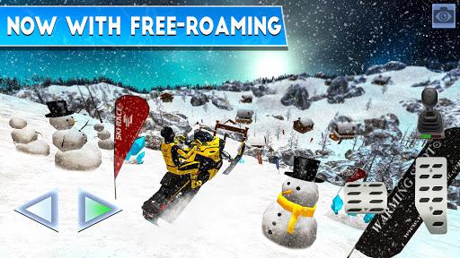 Winter Ski Park: Snow Driver 1.0.3 screenshots 3
