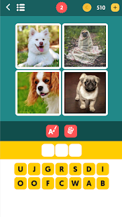 4 Pics 1 Word: Word Game