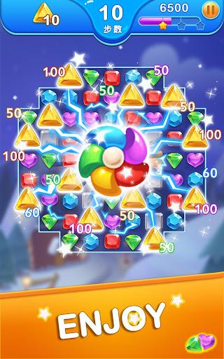 Jewel Blast Dragon - Match 3 Puzzle 1.19.10 screenshots 8