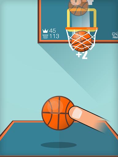 Basketball FRVR - Shoot the Hoop and Slam Dunk! screenshots 7