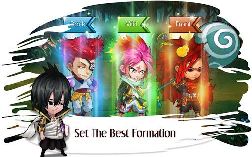 Manga Clash - Warrior Arena apkpoly screenshots 16