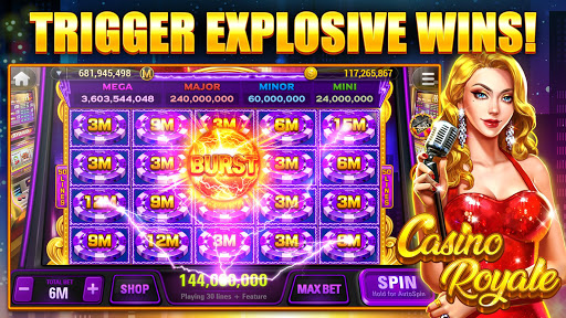 HighRoller Vegas - Free Slots & Casino Games 2020 2.2.26 screenshots 8