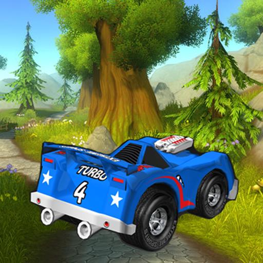 Real Cartoon Racing Icon