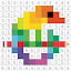 Pixel Art: Color by Number
