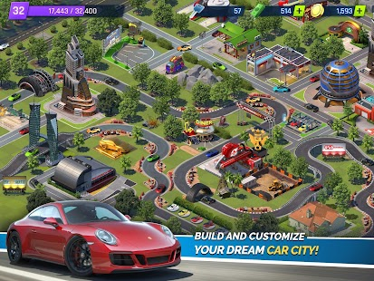 Overdrive City – Car Tycoon Game Screenshot