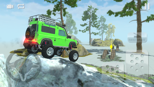 Offroad Sim 2020: Mud & Trucks 1.0.04 screenshots 5