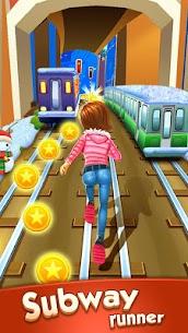 Subway Princess Runner 9