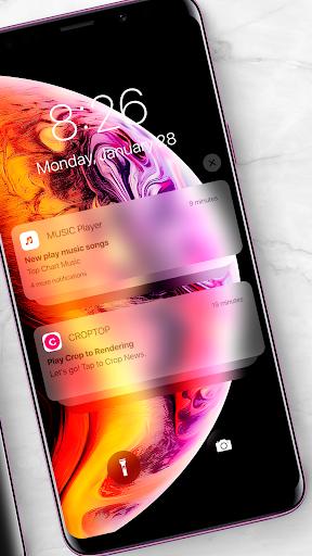 iCenter iOS14 - Control Center & iNoty iOS14  Screenshots 2