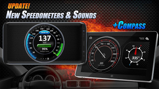 Speedometers & Sounds of Supercars 2.2.1 Screenshots 1