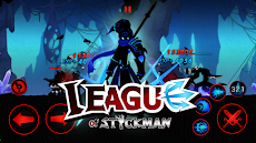 League of Stickman - Best action game(Dreamsky)のおすすめ画像5