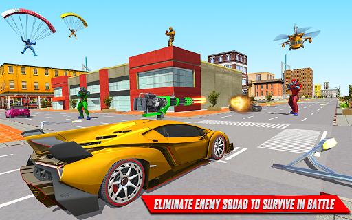 Wolf Robot Transforming Games u2013 Robot Car Games android2mod screenshots 4