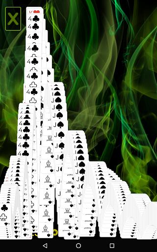 Pyramid Golf Solitaire screenshots 18